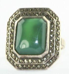 Vintage Theda Sterling Ring
