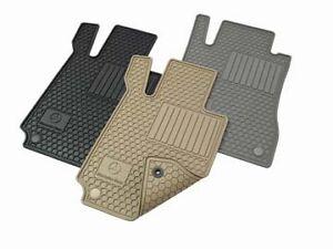 Genuine oem mercedes benz e class w211 s211 grey all for Mercedes benz oem floor mats