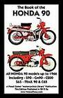 Book of the Honda 90 All Models Up to 1966 Including Trail by TheValueGuide (Paperback, 2012)