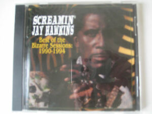 Screamin Jay Hawkins - Best Of The Bizarre Sessions: 1990-1994 CD - <span itemprop='availableAtOrFrom'>Hamburg, Deutschland</span> - Screamin Jay Hawkins - Best Of The Bizarre Sessions: 1990-1994 CD - Hamburg, Deutschland