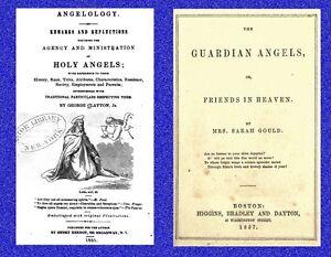 125-Books-on-ANGELS-amp-Angelology-on-DVDrom