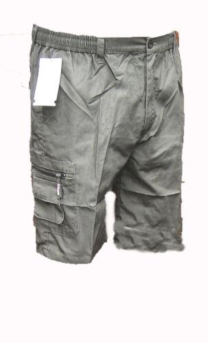 MENS casual cool smart multi pocket cargo shorts mens new size S M L XL XXL 3XL