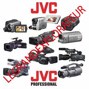 Ultimate-JVC-Camcorder-Repair-Service-Manuals-amp-Schematics-PDF-manual-s-on-DVD
