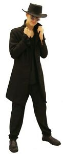 VICTORIAN-EDWARDIAN-GOTHIC-STEAMPUNK-FROCK-COAT-ALL-MALE-SIZES