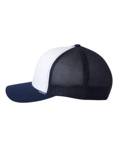 30 Flexfit Trucker Cap Fitted Mesh Baseball Hats 6511 One Size Hat WHOLESALE