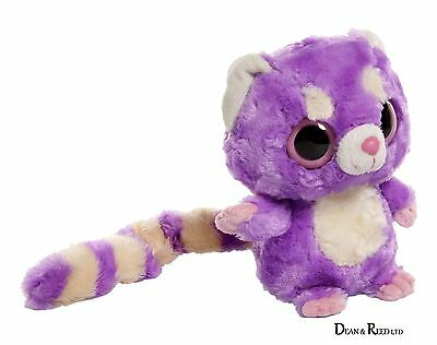 "YooHoo and Friends 5"" Hapee Lesser Panda Plush Cuddly Soft Toy Teddy By Aurora"