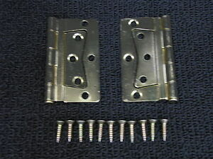 Mobile Home Rv Parts Interior Door Hinges Package Of 2 Non