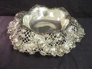 Ornate-Reticulated-Floral-Sterling-Silver-Centerpiece-Bowl-16-5-034-4638