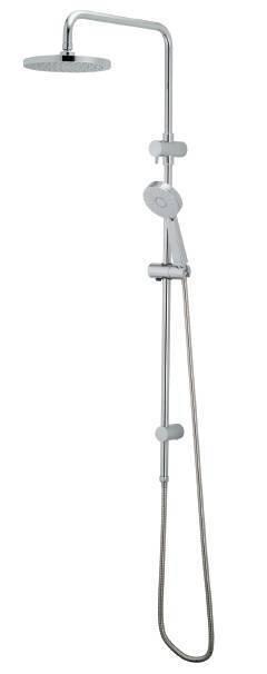 NEW Flexispray Methven Krome 100 3 Function Exposure Railshower for Bathrooms