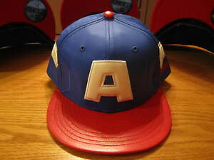The-Avengers-Captain-America-New-Era-Hat-59Fifty-Brand-New-Size-7-1-2