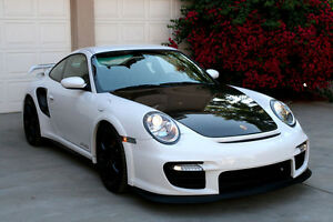 porsche 997 2 gt2 rs body kit update conversion for 996 turbo 996 carre. Black Bedroom Furniture Sets. Home Design Ideas