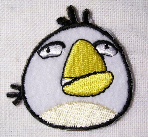 au choix ÉCUSSON PATCH APPLIQUE thermocollante ** 5 x 5 cm ** OISEAUX BIRDS