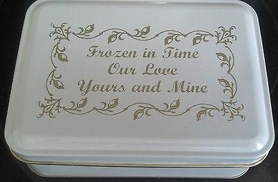 New Wedding Cake Saver Gift Box Store In Freezer Great Bridal Shower