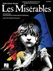 Selections from Les Miserables for Clarinet by Hal Leonard Corporation (Paperback, 1996)