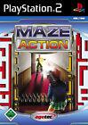 Maze Action (Sony PlayStation 2, 2003, DVD-Box)