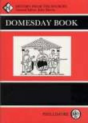 DOMESDAY BOOK: 15 GLOUCESTERSHIRE., Morris, John (edited by)., Used; Very Good B