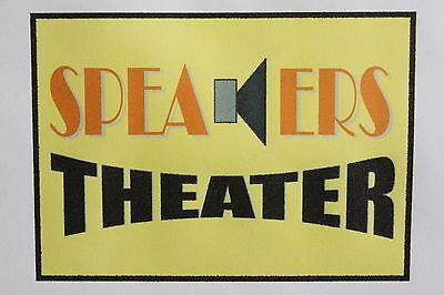 Speakers Theater