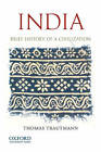India: Brief History of a Civilization by Thomas R. Trautmann (Paperback, 2011)