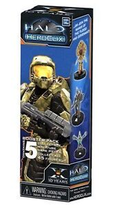 HEROCLIX-HALO-10TH-ANNIVERSARY-SEALED-BOOSTER-PACK-CHEAP