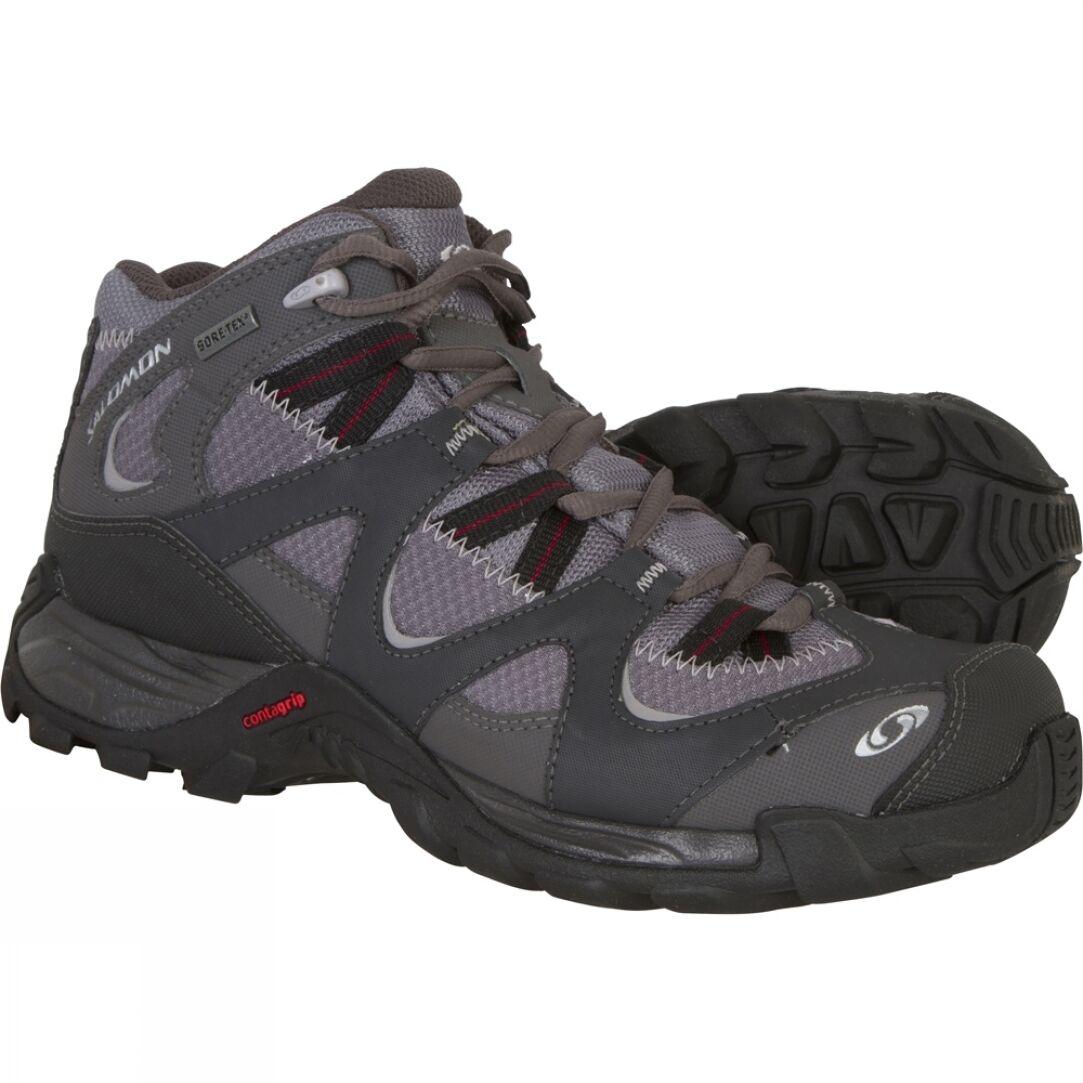 Salomon secteur mid gore tex-w-randonnée chaussure 4,5 uk