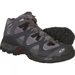 new concept 8cf7e 3959b Details about SALOMON SECTOR MID GORE TEX -W- HIKING SHOE 4,5 UK SIZE