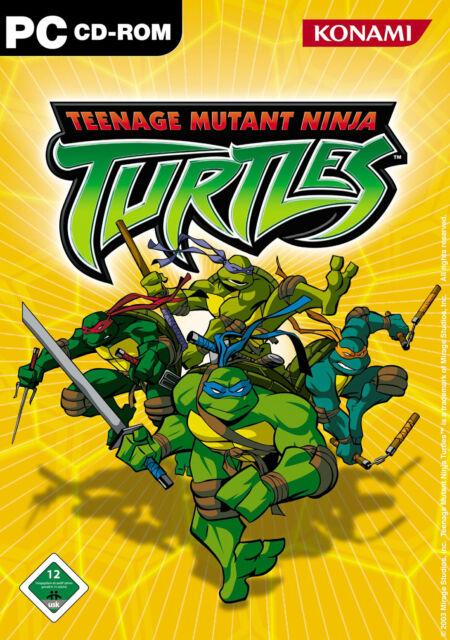 Teenage Mutant Ninja Turtles (DVD-ROM) /5