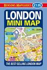 London Mini Map by Bensons MapGuides (Sheet map, folded, 2013)