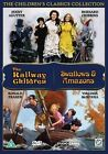 Classic Children's Films (DVD, 2006, Two Films)