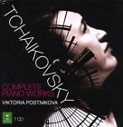 Pyotr Il'yich Tchaikovsky - Tchaikovsky: Complete Piano Works (2008)