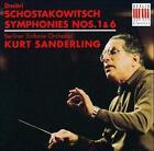 Dmitry Shostakovich - Schostakowitsch; Symphonies Nos. 1 & 6 (1995)
