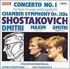 Dmitry Shostakovich - Shostakovich: Concerto No. 1, Op. 35 (1985)