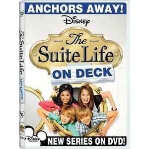 Details about The Suite Life On Deck Anchors Away! BRAND NEW DVD (INCLUDES  PILOT + BONUS!)