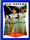 1960 Topps Win Savers 57 Baseball Card