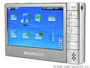 ARCHOS 604 FIRMWARE DRIVERS FOR MAC DOWNLOAD