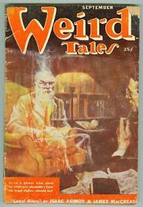 Weird-Tales-September-1950-VG-Asimov-Bloch-Derleth