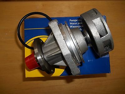 Bmw E36 E46 E39 Z3 X5 Water Pump With Metal pulley New Fast Shipping