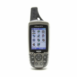 garmin gpsmap 60csx handheld ebay rh ebay com Garmin 60CSx GPS Unit Garmin GPSMAP 60CSx Handheld GPS