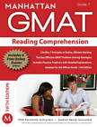 Reading Comprehension GMAT Strategy Guide by Manhattan GMAT (Paperback, 2012)