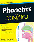 Phonetics For Dummies by William F. Katz (Paperback, 2013)