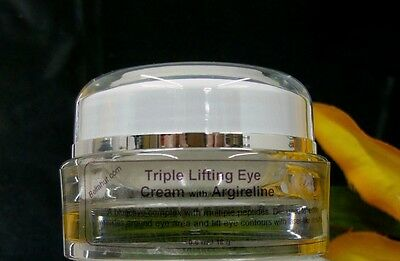 0.6 OZ. LASER-LIKE RESULT LINE ERASER EYE GEL w/ 20% ARGIRELINE MATRIXYL 3000