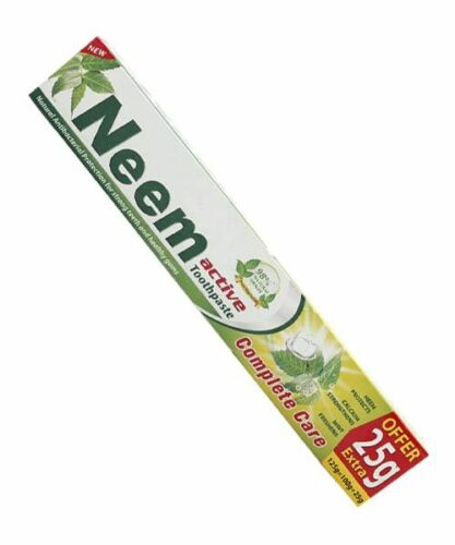 NEEM ACTIVE TOOTH PASTE COMPLETE CARE 100gm Oral Care