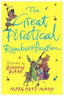 """""""AS NEW"""" The Great Piratical Rumbustification, Mahy, Margaret, Book"""