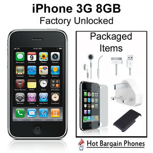 Apple-iPhone-3G-8GB-Black-FACTORY-Unlocked-Smartphone-BEST-PRICE