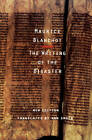 The Writing of the Disaster by Maurice Blanchot (Paperback, 1986)