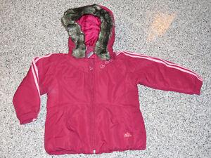Adidas winterjacke 92