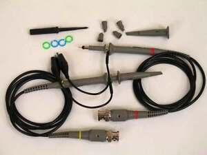 1-Paar-2-Stueck-universal-100-MHz-Oszilloskop-Tastkopf-10-1-und-1-1-umschaltbar