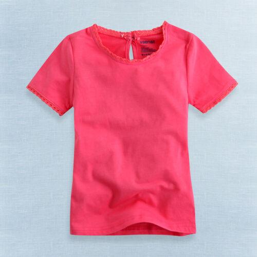 "Vaenait Baby Toddler Girls Top Short Lace T-Shirts /""Picot Lace T-Shirt/"" 12M-7Y"