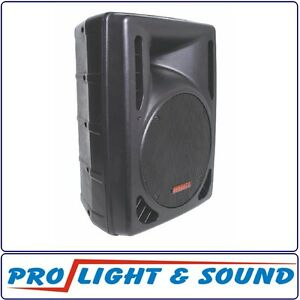 Redback-Club-Series-PA-Speaker-200mm-100W-C0996A