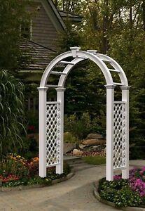 New-England-Arbors-Decorative-Nantucket-Legacy-Garden-Patio-Arbor-Arch