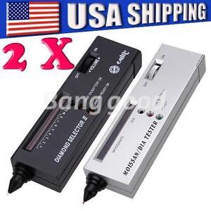 V2-Diamond-Tester-II-amp-Moissanite-Selector-Gemstone-Jewelry-Gems-Tool-LED-Audio